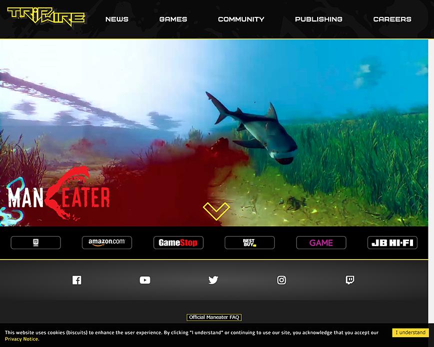 Tripwire Interactive LLC PC画像
